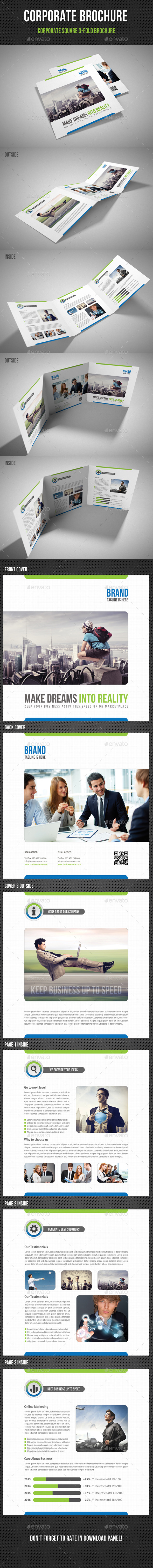 GraphicRiver Corporate Business Square 3-Fold Brochure V04 11425283