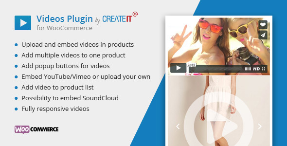 CodeCanyon Videos Plugin for WooCommerce 11425598