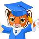 Tiger Graduates  - GraphicRiver Item for Sale