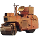 Road roller - GraphicRiver Item for Sale