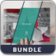 Multipurpose Business Catalog / Brochure Bundle - GraphicRiver Item for Sale