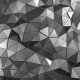 Abstract 3D Rendering Of Low Poly Metal Surface. - GraphicRiver Item for Sale