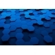 Abstract 3D Rendering Of Surface With Hexagons. - GraphicRiver Item for Sale