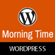 Morning Time - Personal WordPress Blog - ThemeForest Item for Sale