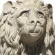 Lion Sculpture - GraphicRiver Item for Sale