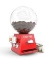 Fancy coffee machine - PhotoDune Item for Sale