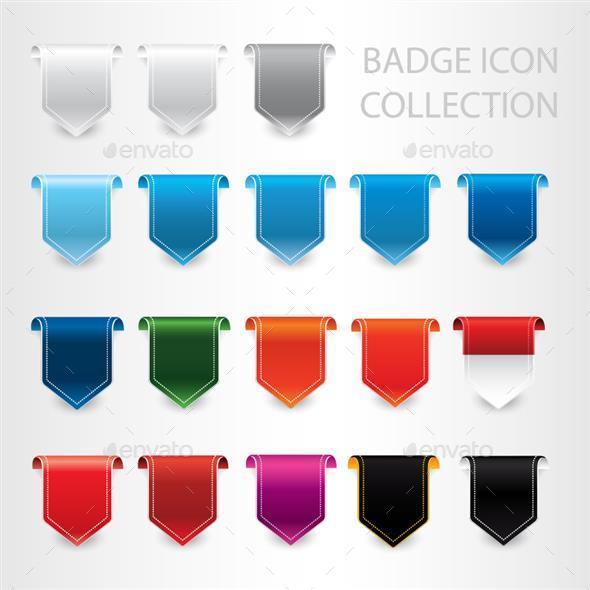 GraphicRiver Elegant Vector Badge 11427471