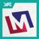 Marketing Media - Master Group M Logo - GraphicRiver Item for Sale