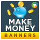 Make Money Banners - GraphicRiver Item for Sale