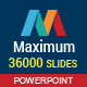 Maximum-Ultimate PowerPoint Presentation Template - GraphicRiver Item for Sale