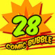 Comic Bubble Text - VideoHive Item for Sale
