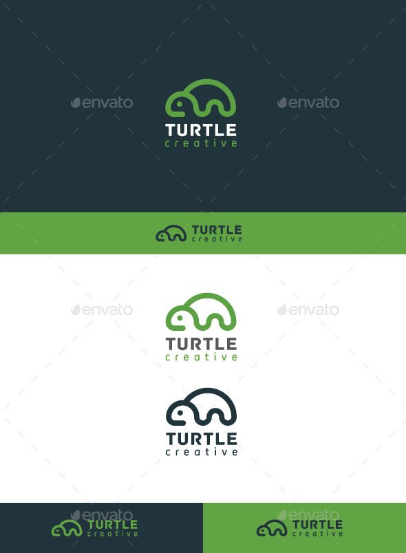 GraphicRiver Turtle Creative Logo 11431643