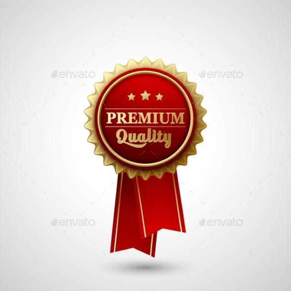 GraphicRiver Vector Premium Quality Badge Label 11431800