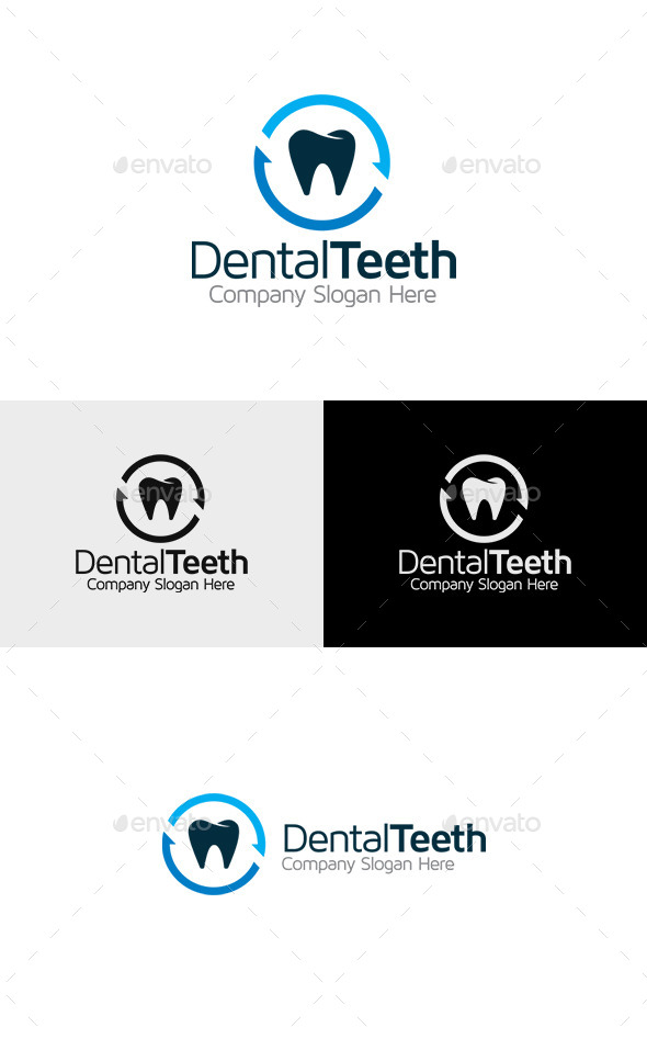 GraphicRiver Dental Logo 11432306