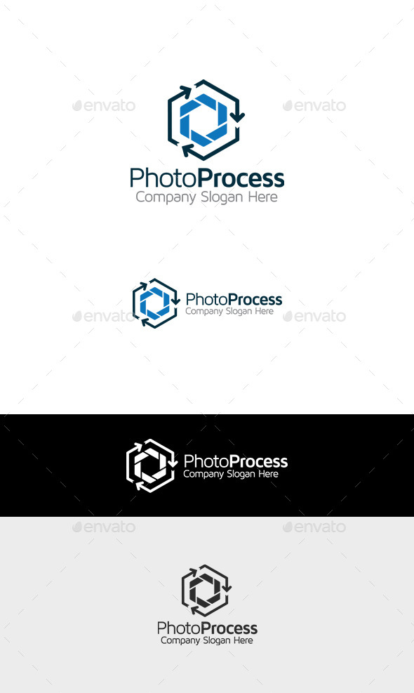 GraphicRiver Photography Logo 11432492