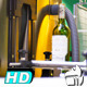 Glass Bottles Line Industry - VideoHive Item for Sale