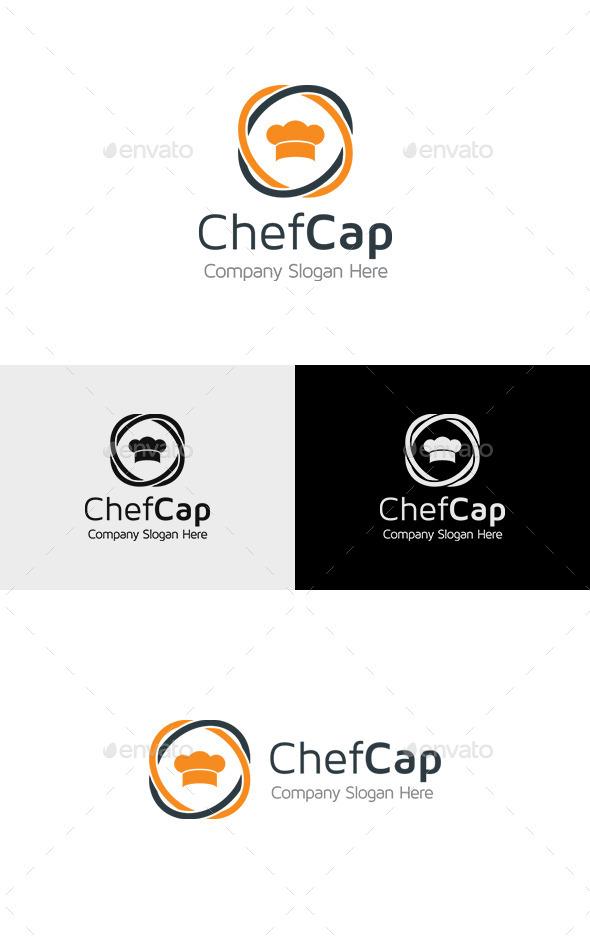GraphicRiver Chef Logo 11432956