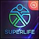 Super Life - GraphicRiver Item for Sale