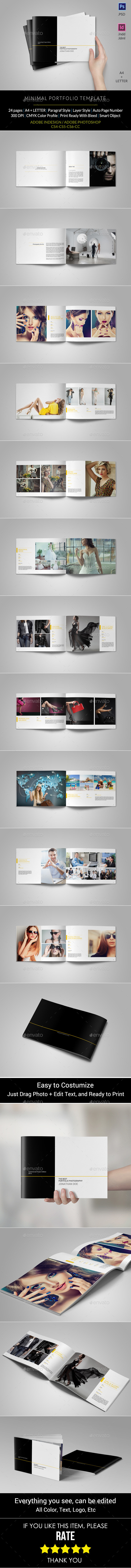 GraphicRiver Portfolio Photographer 11350344