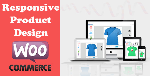 CodeCanyon Responsive Product Designer for WooCommerce 11433688