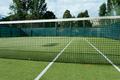 green tennis court - PhotoDune Item for Sale