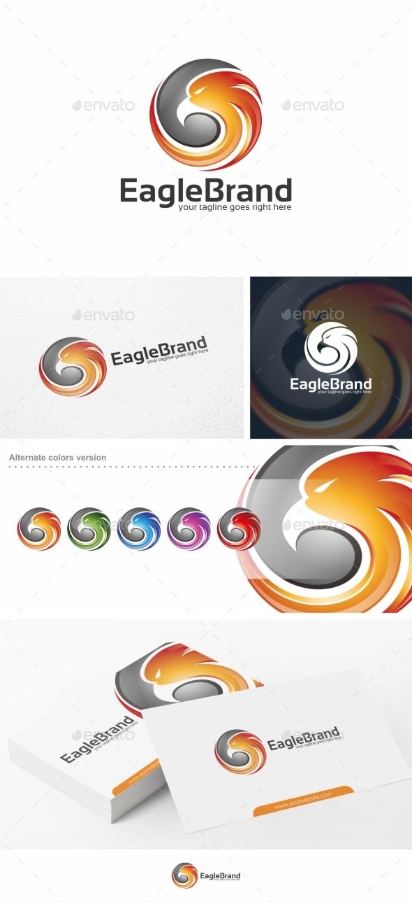 GraphicRiver Eagle Brand Logo Template 11433831