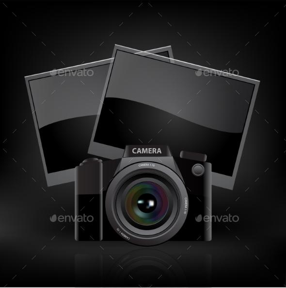 GraphicRiver Digital Camera Lens 11434156