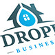 House Drop Logo - GraphicRiver Item for Sale