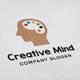 Creative Mind Logo - GraphicRiver Item for Sale