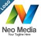 Neo Media - Letter N Logo - GraphicRiver Item for Sale