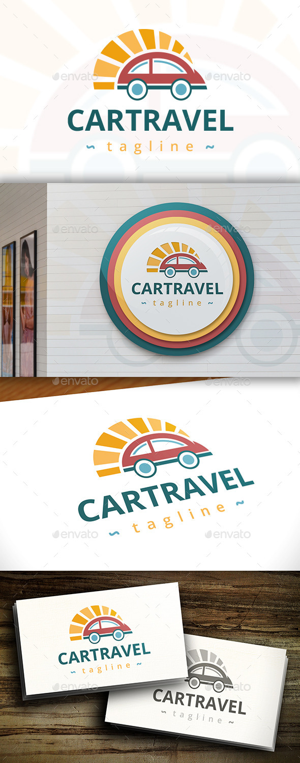 Car Travel logo