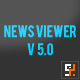 XML News Viewer V5.0 - ActiveDen Item for Sale