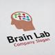 Brain Lab Logo - GraphicRiver Item for Sale