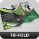 Creative Corporate Tri-Fold Brochure Vol 32 - GraphicRiver Item for Sale