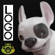 3D Dog Logo Reveal Pack - VideoHive Item for Sale