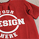 T-Shirt Mock-Up - Tulip - GraphicRiver Item for Sale