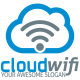 Cloud Wifi Logo - GraphicRiver Item for Sale