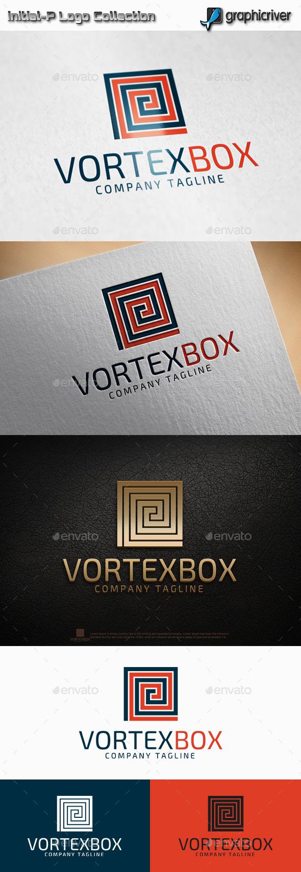 GraphicRiver Vortex Box Square Logo 11441527