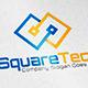 Square Tech Logo - GraphicRiver Item for Sale