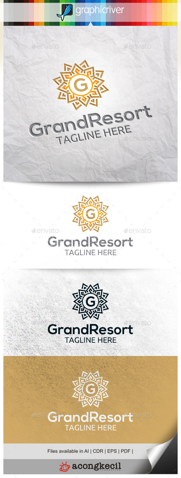 GraphicRiver Grand Resort 11441912