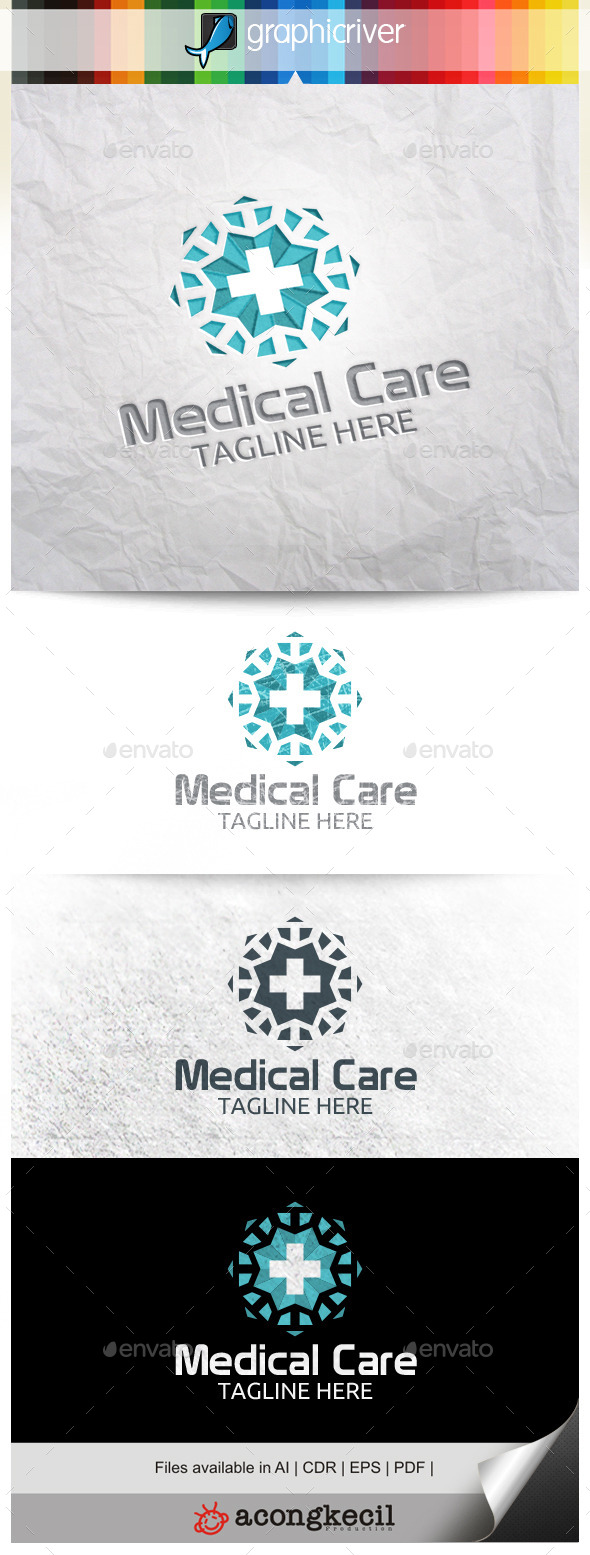 GraphicRiver Medical Care 11441917