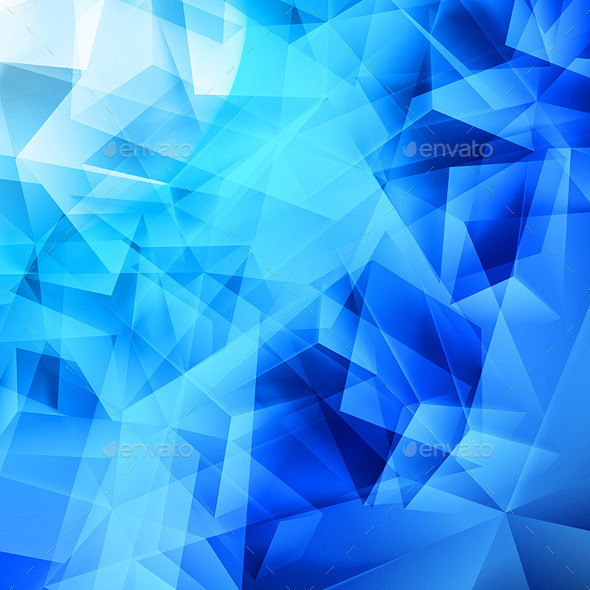 GraphicRiver Polygonal Background 11441984