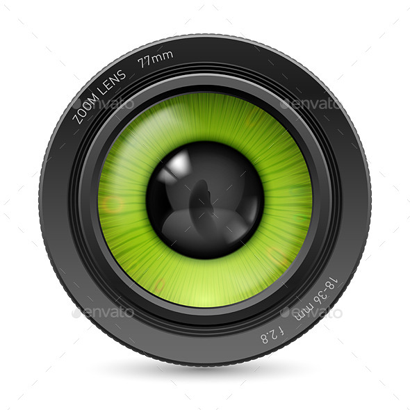 GraphicRiver Camera Lens 11441986