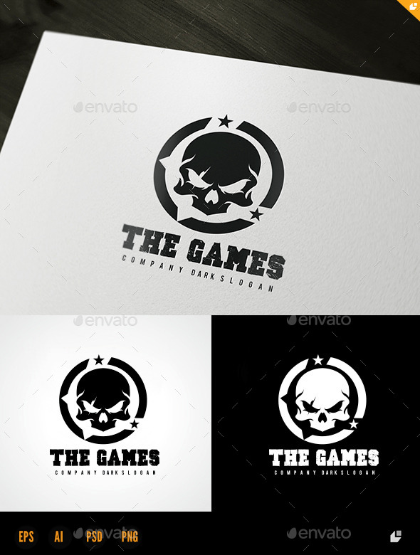 GraphicRiver The Games 11442121