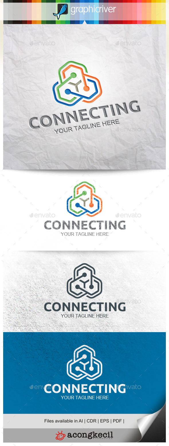 GraphicRiver Connecting V.5 11442200