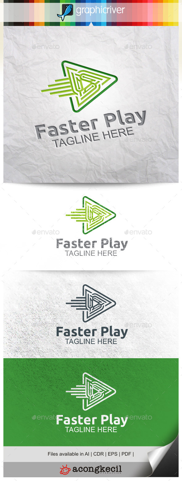 GraphicRiver Faster Play 11442207