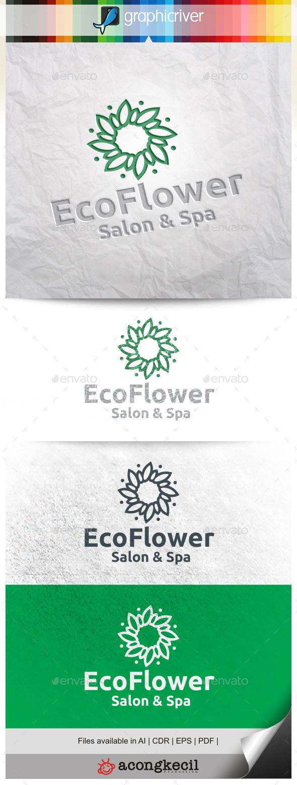 GraphicRiver Eco Flower V.4 11442217