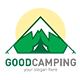 Good Camping Logo Template - GraphicRiver Item for Sale