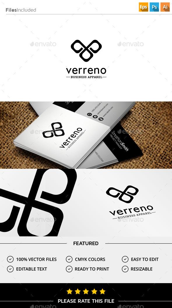GraphicRiver Letter V Logo 11442615