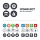 Business Signs. Calendar And USD Money Bag Icons - GraphicRiver Item for Sale